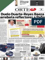Periódico Norte edición del día 3 de septiembre de 2014