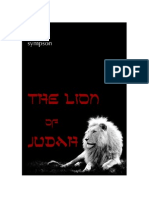 – the Lion of Judah