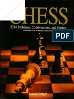 Laszlo Polgar - Chess 5334 Problems Combinations & Games