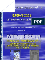 TP1 EJERCICIOS 2013
