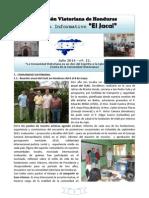 JACAL - Comunidad Viatoriana de Jutiapa (Honduras) - Nº 12 - Agosto 2014