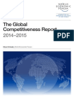 WEF GlobalCompetitivenessReport 2014-15