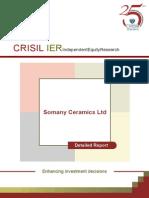 CRISIL Research Ier Report Somany Dec2012