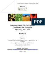 BIOCAP-REAP Bioenergy Policy Incentives