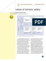 16verification for Intrinsic Safety