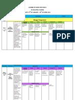 Scheme of Work for Year 2