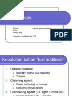 Fuel Additives.ppt