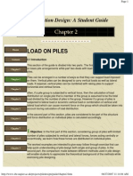Pile Foundation Design-Chapter 2
