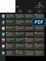 Interactive Social Media Infographic 2012. CMO.com