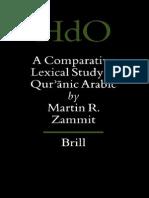 Comparative lexicography