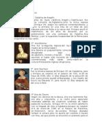 Esposas de Enrique VII