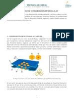 Tema 5-Bloque II-Mecanismos de Comunicacion Intercelular