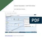 General Ledger Interest Calculation | SAP FICO Online Training | Imaginelife