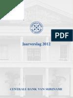 Jaarverslag CBvS 2012 Tbv Website 28 Februari 2014