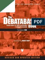 17291006-DebataBse (1) GP Essay Notes