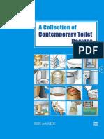 Contemporary Toilet Designs