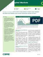 CBRE European capital markets 2014 Q2