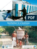 Sanitation is a Business