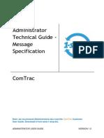 ComTrac-ADM-Multiple Alert File Format Specification