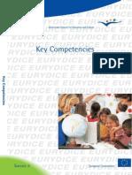 Key Competences Eurydice