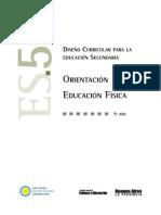 5 0 Marco General Educacion Fisica