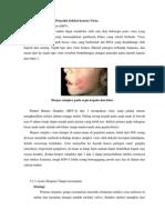 Manifestasi Oral Dari Penyakit Infeksi Karena Virus