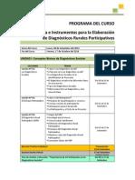 Programa Diagnosticos Participativos