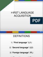 firstlanguageacquisitionbehaviourism-120518082044-phpapp01
