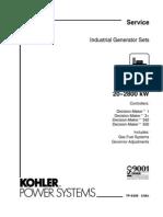 Kohler Generator controllers