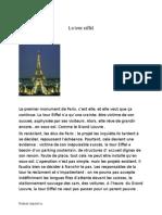 Referat.clopotel.ro-la Tour Eiffel