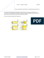 PCPI Tema 7 Presión y caudal