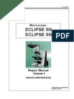 Nikon 50i service manual