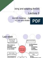 ArcGis Concepts