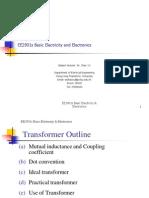 Transformer and Machine