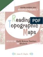 Reading Topographic Maps - Oklahoma Geological Survey