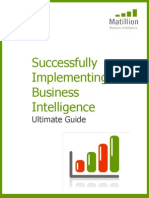 Ultimate Guide - Successfully Implementing Business Intelligence