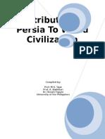 Contribution of Persia to the World Civilization.doc XP