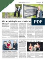 Eröffnung Archäologisches Museum Schötz Teil 3