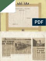 UFO Newspaper/Magazine Cuttings from NSW Australia - 1989 to 2005
