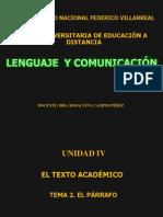 TEMA 2. EL PÁRRAFO.ppt