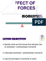 Forces and Turning Effects