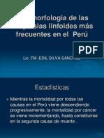 Citomorfologia de Las Neoplasias Linfoides Más Frecuentes En
