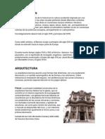Información Para Exposición 1er Parcial (Barroco)