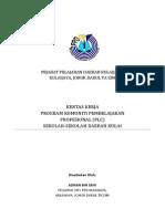 Kertas Kerja Program PLC Pengetua Dan Guru Besar