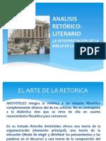 Retorica literaria