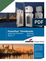 PowerPlus Panel Boards