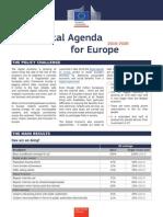 The Digital Agenda for Europe