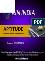 Averages Kinindia.com