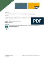 BI Inventory Management- Data Loading