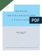 Manual de Funciones Del Personal